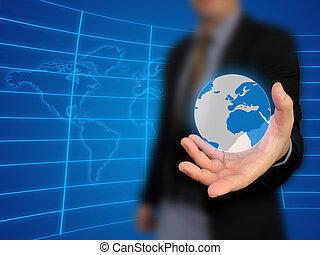 κράτημα , κόσμοs , επιχειρηματίας