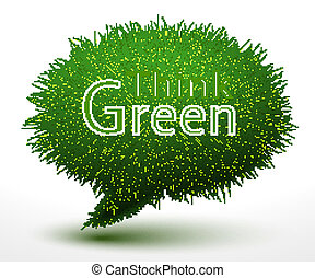 κρίνω , πράσινο , γενική ιδέα , επάνω , γρασίδι