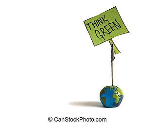 κρίνω , πράσινο , σημείωση