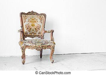 κρασί , καρέκλα