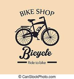 κρασί , ποδήλατο , απομονωμένος , εικόνα , σχεδιάζω