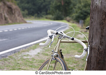 κρασί , ποδήλατο