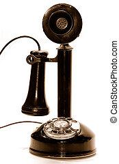 κρασί , τηλέφωνο
