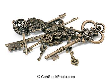 κρασί , φαντασία , λεπτομερής , χρυσαφένιος , κλειδιά