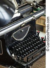 κρασί , 1940's, μεταχειρισμένος , πρωτότυπο , γραφομηχανή