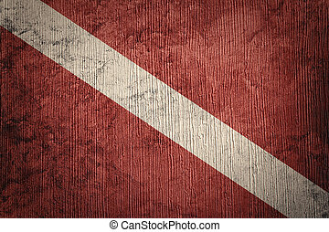 κρασί , flag., κατάδυση με φιάλη , ρυθμός , δύτης , κάτω