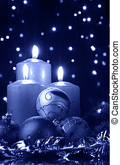 κρύο , βράδυ , xριστούγεννα