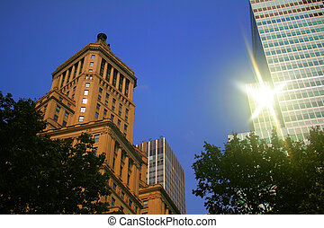κτίρια , ιστορικός
