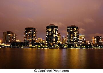 κτίρια , νύκτα