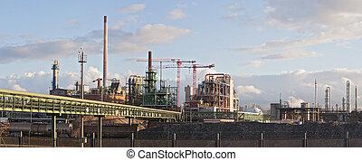 κτίριο , βιομηχανικός , εργοστάσιο , περιοχή