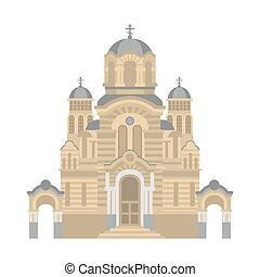 κτίριο , διαμέρισμα , χριστός , ταξιδεύω , riga , εξοχή , γέννηση , λατβία , landmark., καθεδρικόs ναόs , sightseeing., εικόνα