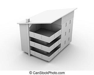 κτίριο , μοντέρνος