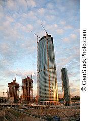 κτίριο , ουρανοξύστης