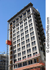 κτίριο , περνώ , ιστορικός , ανακαίνιση