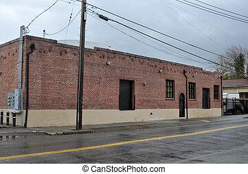 κτίριο , τούβλο