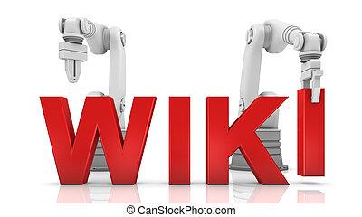 κτίριο , wiki, βιομηχανικός , λέξη , όπλα , robotic