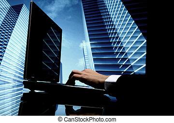 κτηματομεσίτης , αγορά , cyber