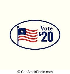 κυβέρνηση , & , πατριωτικός , μπογιά , 2020, συμβολισμός , ψηφοφορία , ψηφίζω , εικόνα