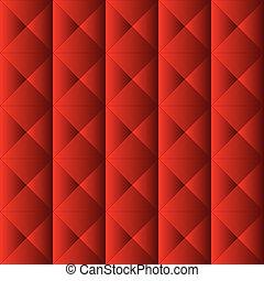 κόκκινο , επιπλόστρωση , πρότυπο