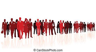 κόκκινο , επιχείρηση