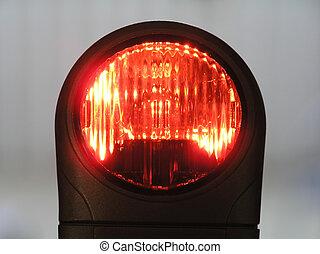 κόκκινο φανάρι