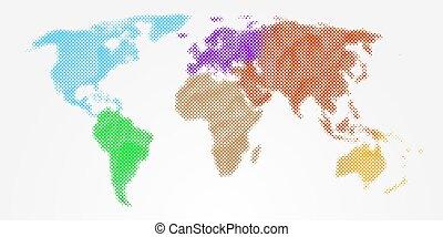 κόσμοs , αφαιρώ , γραφικός , χάρτηs