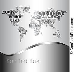 κόσμοs , αφαιρώ , φόντο , χάρτηs