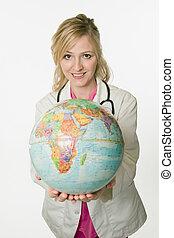 κόσμοs , υγεία
