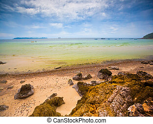 κύμα , παραλία , τοπίο , θάλασσα