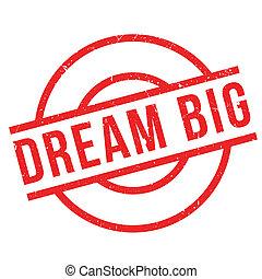 λάστιχο , μεγάλος , όνειρο , γραμματόσημο