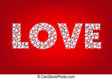 λέξη , αγάπη
