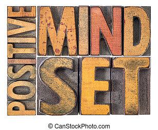 λέξη , θετικός , αφαιρώ , ξύλο , δακτυλογραφώ , mindset