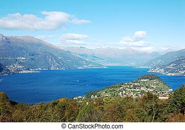 λίμνη , ιταλίδα