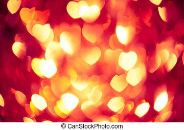 λαμπερός , κόκκινο , αγάπη , φόντο