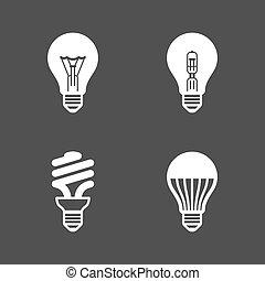 λαμπτήρας φωτισμού , απεικόνιση