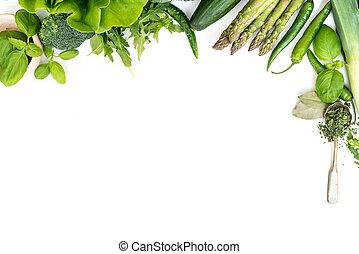 λαχανικά , άσπρο