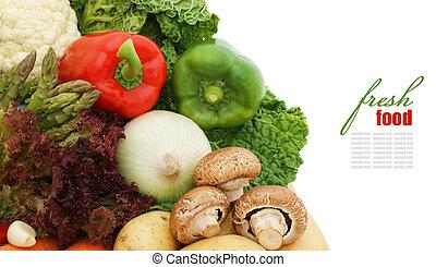 λαχανικά , φρούτο