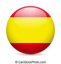 λείος , στρογγυλός , ισπανία , εικόνα