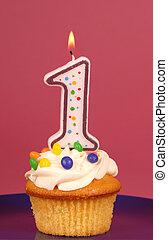 #, λεμόνι , cupcake , 1 , κερί , buttercream