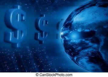 λεφτά δημοσιονομία , χαρακτήρας , κόσμοs