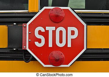 λεωφορείο , ιζβογις , σήμα στοπ