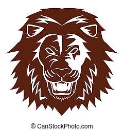 λιοντάρι , έμβλημα