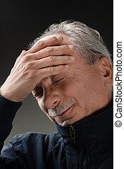λοίμωξη , άντραs , υψηλή θερμοκρασία , γριά