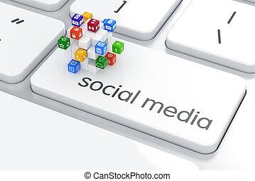 λογισμικό , μέσα ενημέρωσης , γενική ιδέα , κοινωνικός