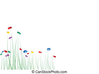 λουλούδια , αγάπη , άνοιξη , μικροβιοφορέας