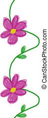 λουλούδι , αλυσίδα