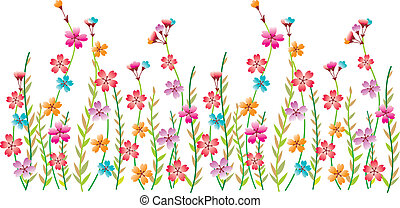 λουλούδι , σύνορο , αγάπη
