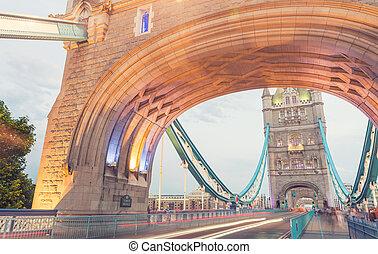 λυκόφως , πύργος της γέφυρας , λονδίνο