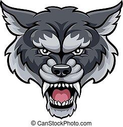 λύκος , αθλητισμός , γουρλίτικο ζώο