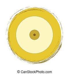 μάτι , κίτρινο , μικροβιοφορέας , κακό , καλλιτεχνικός ,...